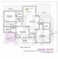 awesome 4 bedroom house plans in india