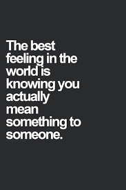 Best Love Quotes The Best Feeling In The World Is Knowing You