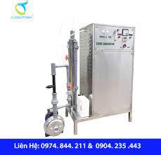Máy Ozone công nghiệp Z-20S- Máy Ozone khử trùng nước - Sản xuất máy Ozone công  nghiệp & Thiết bị máy Ozone khử mùi