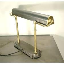 bankers desk lamp history vintage lamps antique drafting metal