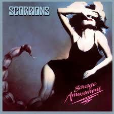 <b>Savage Amusement</b> – <b>Scorpions</b>
