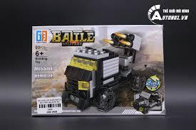 ĐỒ CHƠI LẮP GHÉP NON LEGO BATILE MILITARY XE QUÂN SỰ 6999 – Cửa Hàng Mô  Hình Autono1.vn