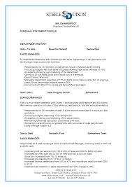 perfect resume resume cv 9 perfect resume 9