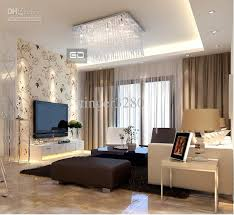 2018 modern minimalist ceiling lamps crystal lamps bedroom