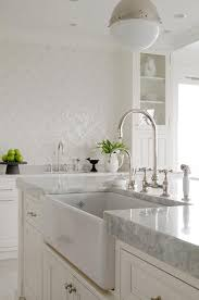 great alternatives carrara marble countertops with butcher block countertops