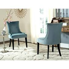 dining chairs tuscan dining chair set of 2 faux leather parsons dining chair set of