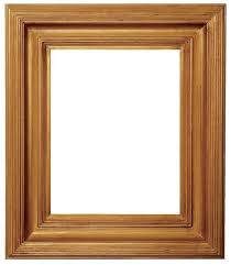 strickland american style scoop painting frame