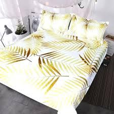 native bedding sets inspirational modern palm leaf set tropical fl botanic american uk native bedding sets