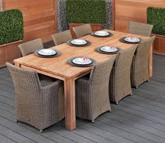 rustic garden furniture. Modern Garden Table Rustic Furniture