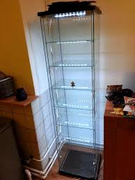 aessedai39s guide to building a custom glass display case glass display cabinet with lights
