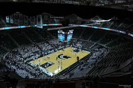 Breslin Center Section 232 Rateyourseats Com