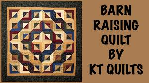 Kansas Troubles- Barn Raising Quilt with the Five & Dime Ruler ... & Kansas Troubles- Barn Raising Quilt with the Five & Dime Ruler Adamdwight.com