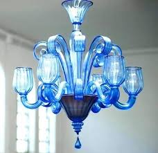 glass chandelier crystals awesome pics of blue glass chandelier mercury glass chandelier crystals