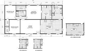 clever design 13 20 x 60 mobile home floor plans somerville 32 1819 sqft