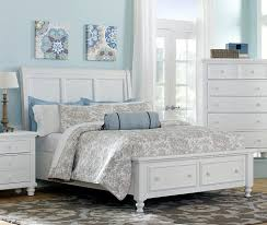 White And Walnut Bedroom Furniture White Wood Sleigh Beds Furniture Bedroom Furniture Sleigh Bed