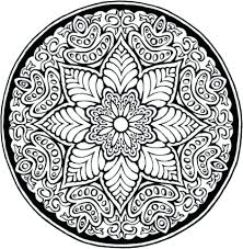 Traditional Islamic Mosaic Coloring Page Free Printable Pages Best