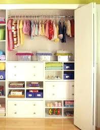 Kids Closet Organizer Cubes Cartoon Wardrobe Storage Cabinet