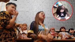 Thâm nhập căn nhà của cô gái nuôi búp bê Kumanthong ở Cần Thơ