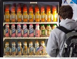 Shasta Vending Machine Impressive REDDING Effort To Weaken School Soda Law Shasta High Student