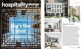 Hospitality Interior Design Impressive TEARS Donna Dotan Photography