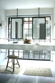 black framed bathroom mirrors. Black Framed Vanity Mirror Bathroom House Decorations . Mirrors L