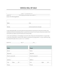 Used Car Invoice Template Sales Receipt Sale Australia Ve