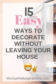 diy home decorating on a budget blog