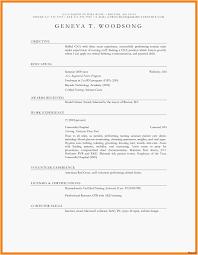 Printable Resume Template Free Printable Sample Resume Templates