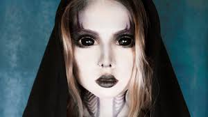 alien Муранья Выжить после makeup tutorial by anastasiya shpagina