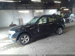 3.0l i6 dohc 24vvalue priced below the. Used Car Bmw X3 2008 Black For Sale In St Paul Mn Online Auction Wbxpc93458wj08036