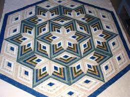 Diamond Log Cabin Star Quilt Pattern | eBay & Diamond Log Cabin Star quilt pattern ... Adamdwight.com