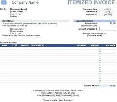 Sales Invoice Template Free Simple Car Download Amazing