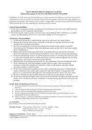 top preschool teacher job description com job description post your resume preschool teacher smlf