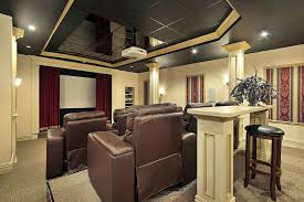 Small Picture 27 Home Theater Room Design Ideas PICTURES