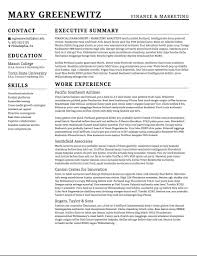 Two Page Resume Impressive Two Page Resume Whitneyportdaily