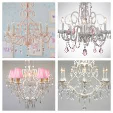 baby nursery decor chandeliers for girl