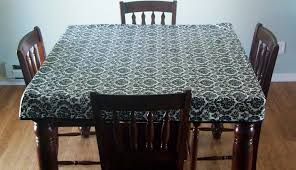 lace white plastic inch tablecloth round fitted good outdoor looking table vinyl dining rooms glamorous 42