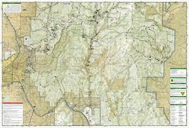 731 Santa Fe Truchas Peak National Geographic Avenza