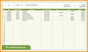 Excel Journal Entry Template Excel Journal Entry Template General Ledger Awesome