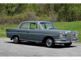 1965 Mercedes-Benz 230 for Sale | ClassicCars.com | CC-982915
