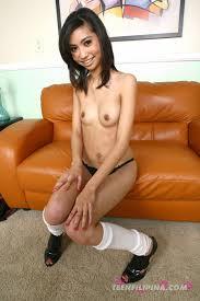 Shaved Asian Schoolgirl Wearing Braces Giving Blowjob TGP.