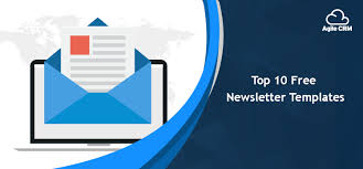 Newsletter Free Templates Top 10 Free Newsletter Templates For February 2019