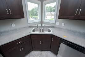 Kitchen Corner Sink Stunning Kitchen Corner Sink Photos Home Decorating Ideas