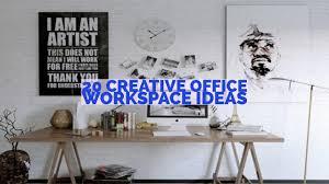 20 Creative Office Workspace Ideas Youtube
