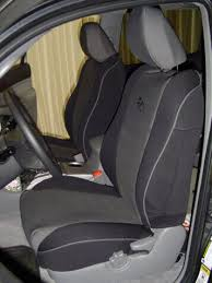 toyota tacoma half piping seat covers