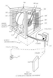 Sw cooler wiring diagram beautiful evaporative best of