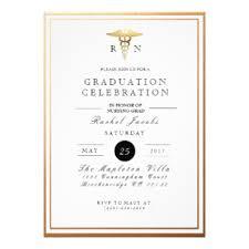 Formal Graduation Announcements Formal Graduation Invitations Zazzle