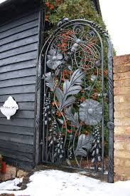Small Picture 118 best Entries and Garden Gates images on Pinterest Metal