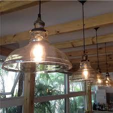 clear glass shade ceiling vintage retro pendant lamp light pendant lights restaurant hanging lamp light fixtures contemporary ceiling lights ceiling light