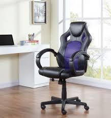 purple office chair. Bugatti Black/Purple Office Chair Purple